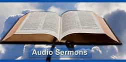 Special Audio Sermons - Church of God (Seventh Day) Alfred, N D